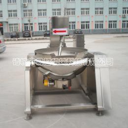 YC-100L高粘度餡料行星攪拌電加熱炒鍋