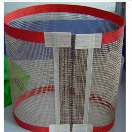 特氟龙网格输送带广州耐高温特氟龙输送带  食品烘焙机