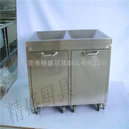 js-757酒店專用餐具回收車 商用廚房設備 東莞酒店廚具制品公司