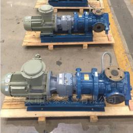 NYP24/0.6零泄露高粘度磁力驅動泵 黑白料輸送泵
