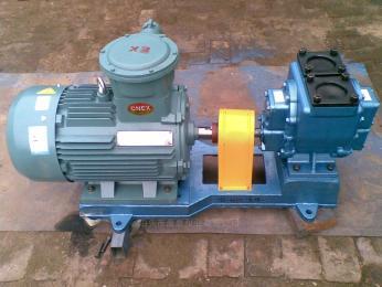 100YHCB-100大油罐車卸油圓弧齒輪油泵 罐區裝車油泵