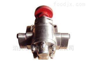 KCB-33.3B不锈钢齿轮油泵 化工齿轮泵 耐腐蚀化工泵