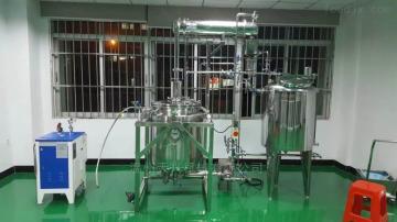 JY-500艾草精油提取設備