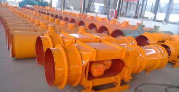 KCS-410D37KW矿用风机,KCS-410D矿用除尘器