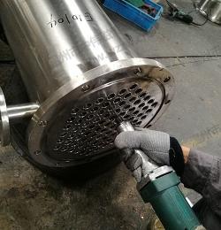 冷凝器-攪拌裝置-中偉