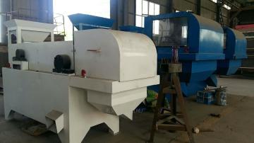 320*900山西涡电流选铝机设备选金属铝塑料轻松分离