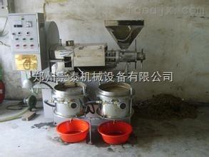 型号齐全鹤岗新型大豆榨油机厂家把握生产先机