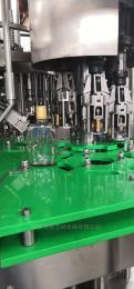 16-16-5新品促銷玻璃瓶果汁飲料等壓灌裝機