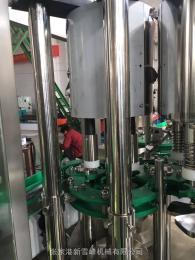 XXF24-24-8含气碳酸饮料灌装生产线