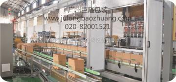 广州巨隆 码垛机 全自动码垛机 输送线 输送系统