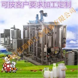 500全套牛奶流水线,小型牛奶生产线设备