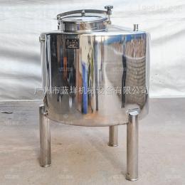 cg广州不锈钢储罐 料液膏体储罐 发酵罐 酶解罐 储奶罐