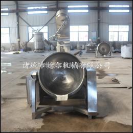100L-600L不銹鋼電磁加熱豆豉醬料行星攪拌炒鍋