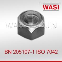 BN205107Flaig Hommel全钢自锁螺母BN205107