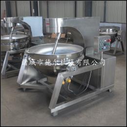 DR-100L-600L廠家直銷花生裹糖蜂蜜糖專用行星攪拌炒鍋