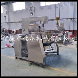 DER-100L冒菜底料生產線 大型全自動炒料機