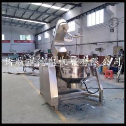 DER-200L酱料加工设备 香菇酱炒锅 厂家供应全自动燃气行星搅拌锅
