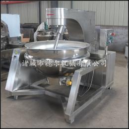 DER-100L兰花豆炒货机电加热行星搅拌炒锅