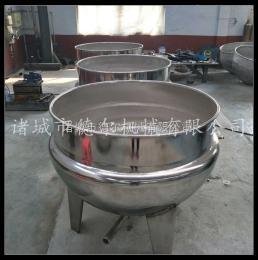 DER立式蒸汽不锈钢夹层锅蒸煮锅