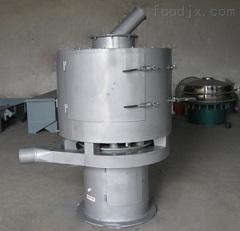 立式氣流篩分機
