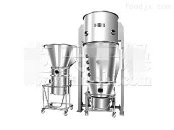 立式沸騰制粒干燥機