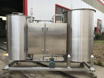 ZS-BT-2糖化系统 精酿啤酒设备