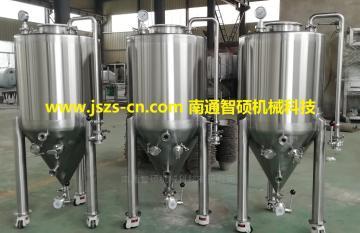 ZS-BSv-150家用啤酒发酵罐  酒店啤酒设备