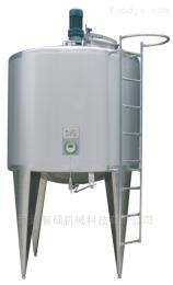 ZS-T3双层立式搅拌储罐  不锈钢罐 饮料设备