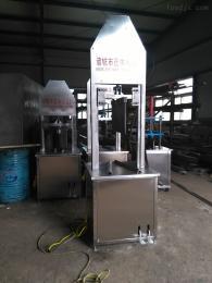厂家直接供货不锈钢液压牛头劈半机