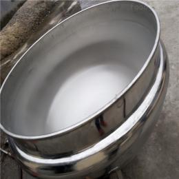 立式电加热夹层锅设备