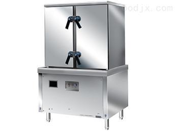 电磁双门蒸饭柜