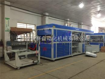 ACF-7103D立体墙贴吸塑机 上海骏精赛厂家供应 可自动上下料 现货充足 售后保障