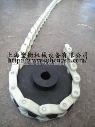 标准气浮机塑料链条