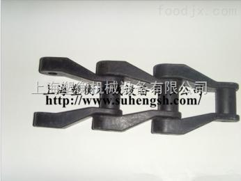 标准非金属气浮机塑料链条