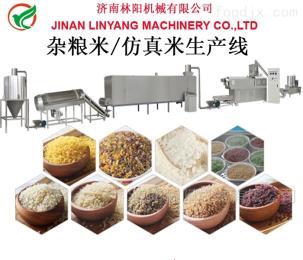 LY杂粮营养米设备