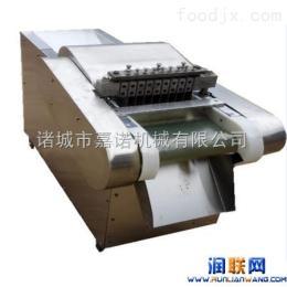JN-1200鸡鸭鹅切块机 排骨切块机