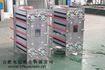 KX不銹鋼換熱器廠家