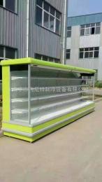FG-N南宁飞尼特4米风幕柜水果柜饮料柜冷藏保鲜展示柜蛋糕柜