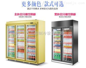 LG1200南宁厂家批发便利店超市饮料柜展示柜冷藏保鲜柜分体机