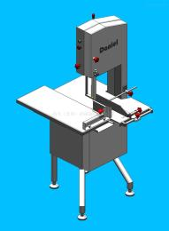 BG106-BG108滑动台面锯骨机设备