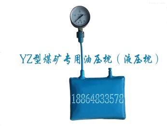 YZ恒安YZ煤矿专用油压枕液压枕-矿压检测系统