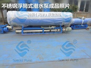 QJF水庫取水專用浮筒式潛水泵