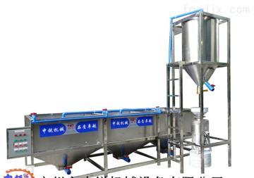 洗米磨浆系统