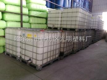 專業生產塑料方桶水產運輸方桶