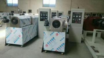 LZ65-III鱼饲料膨化机 小型全熟膨化饲料机