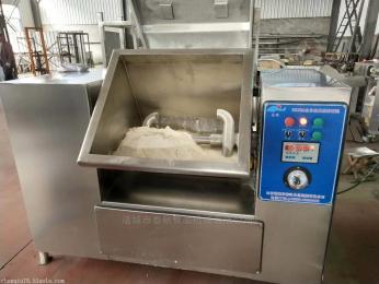 15054837700寵物食品加工成套設備-面食真空和面機
