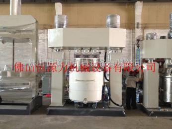 中性硅酮耐候胶分散搅拌机