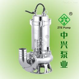 350WQ1300-35-200WQ系列潛水排污泵城鎮小區廢水處理
