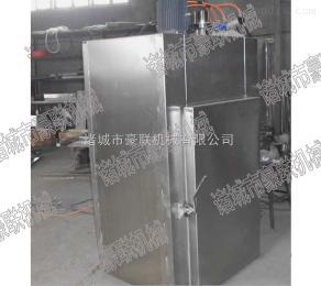 HLYX-500豪聯HLYX-500 燒烤煙熏爐流水線