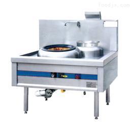 中式单炉单罩炒锅炉